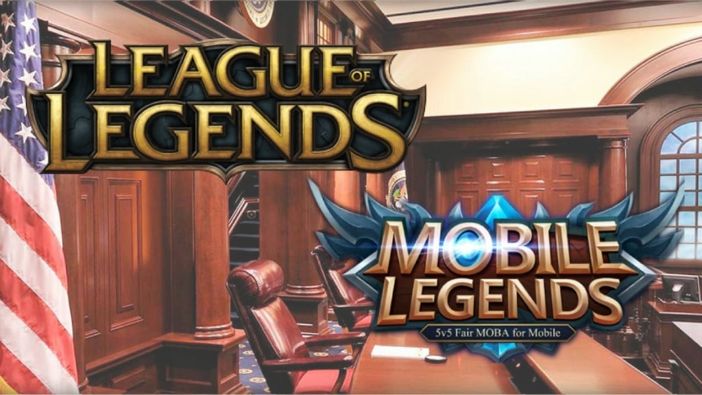 league of legends vs Mobile legends