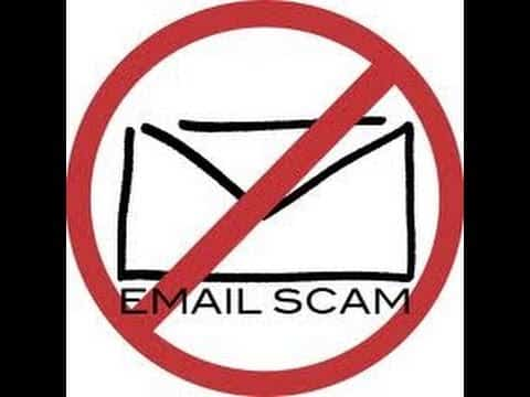 Email Scam Investigation